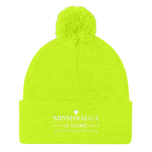Mississauga Is Home  - Pom Pom Knit Cap