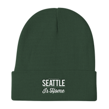 Seattle Is Home - Knit Beanie