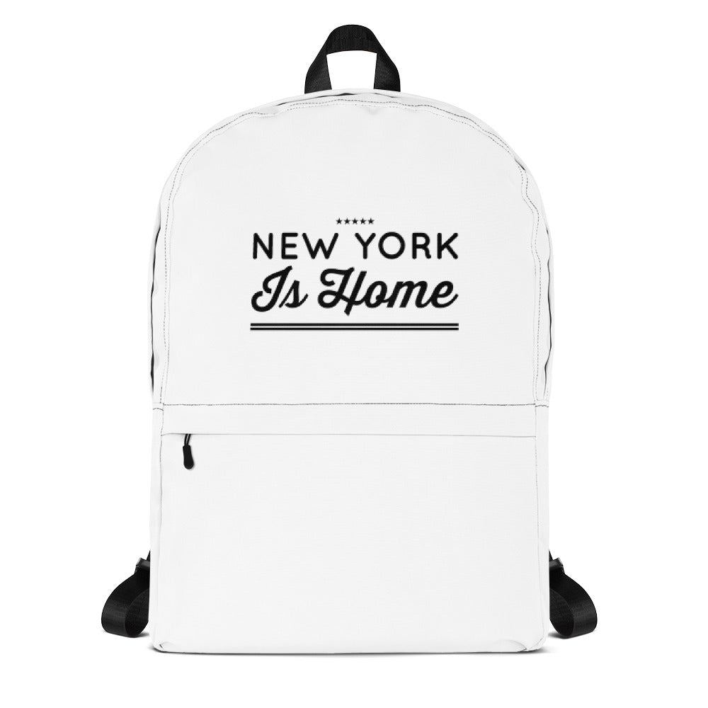 New York Is Home - Backpack