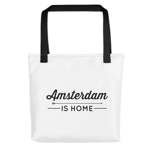 Amsterdam Is Home - Tote bag