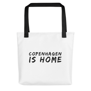 Copenhagen Is Home - Tote bag