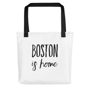 Boston Is Home - Tote bag