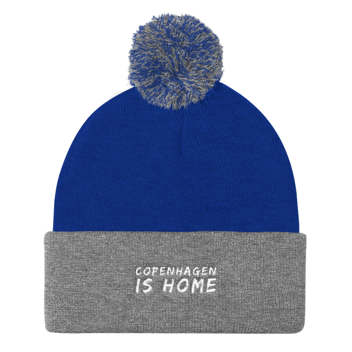 Copenhagen Is Home - Pom Pom Knit Cap
