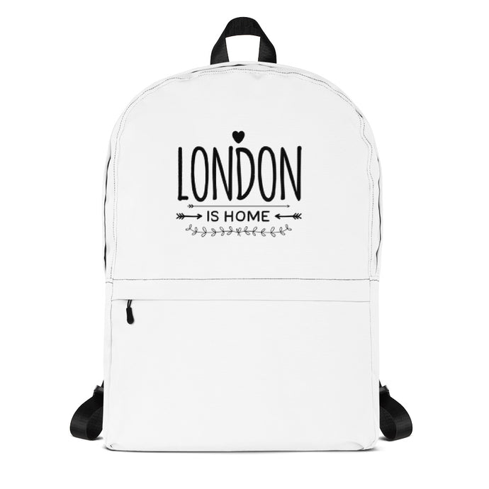 London Is Home - Backpack