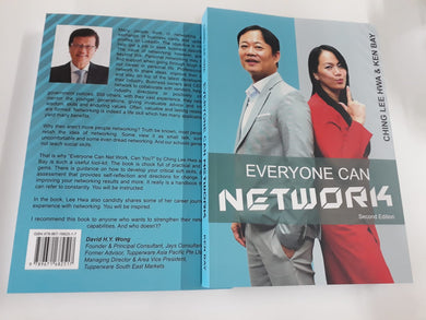 Everyone Can Network [BUDDY PACKAGE] Public Class 2 Day Workshop (14th May - 15th May)
