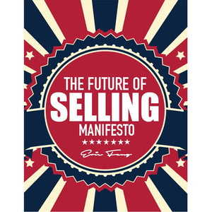 [E-BOOK] Future Of Selling Manifesto
