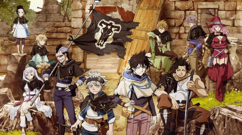 Here's What You Need To Know Before Binge Watching The Anime Series, Black Clover