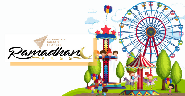 Ramadhan Pass i-City Theme Park Sales