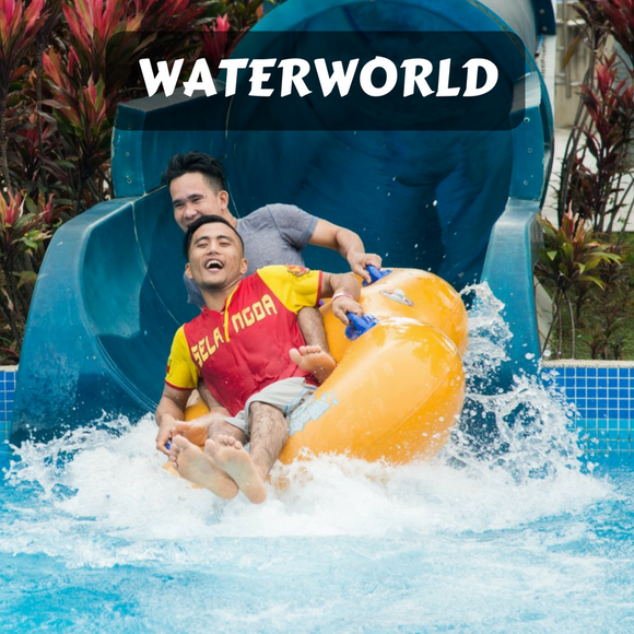 i-City Theme Park - Waterworld - 2018