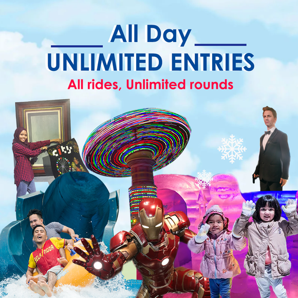 All Day Unlimited Entries