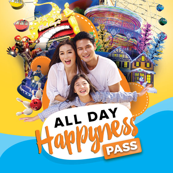 All Day Happyness Pass