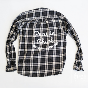 Vintage Flannel | Prairie Chick - Men's L | 10
