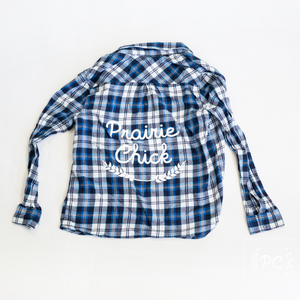 Vintage Flannel | Prairie Chick - Men's L | 2