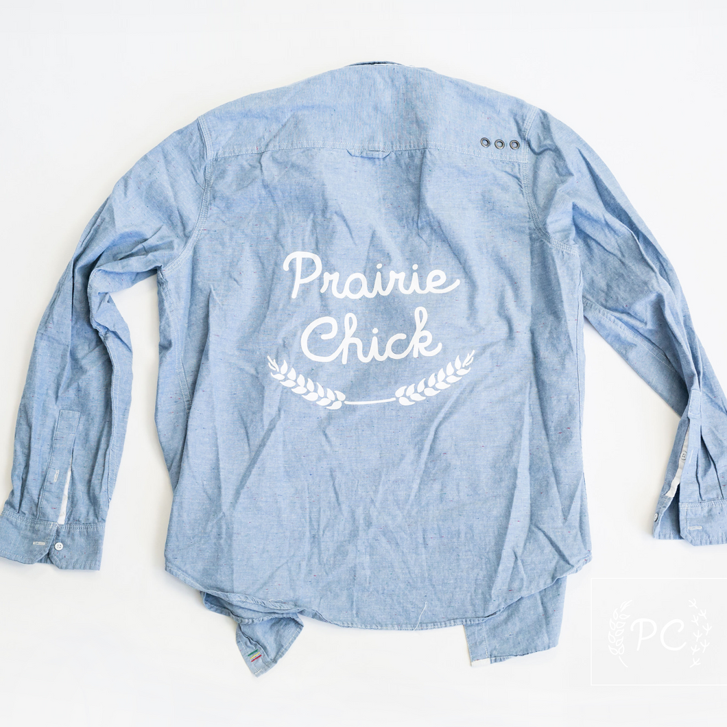Vintage Denim | Prairie Chick - Men's L | 5