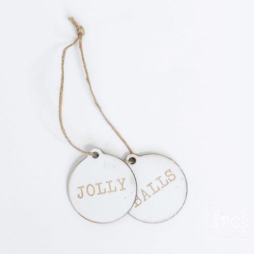 Tree Charm | Jolly Balls