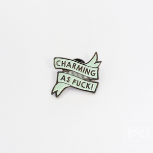 Pin | charming as fuck