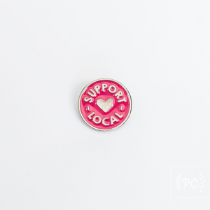 Pin | Support Local