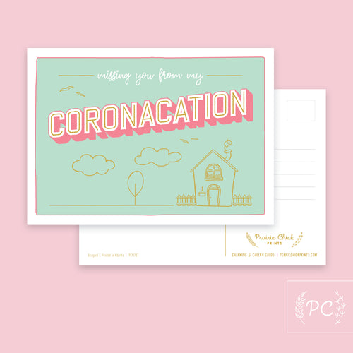 coronacation