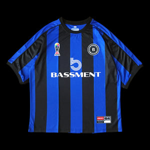 BASSMENT Oversized Football Jersey