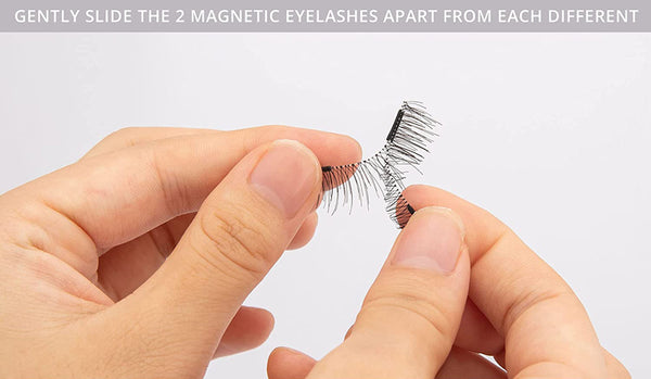 Dual Magnetic Lashes