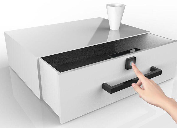 Fingerprint Drawer Lock