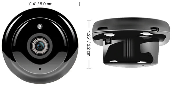 Mini Spy Camera with Wifi