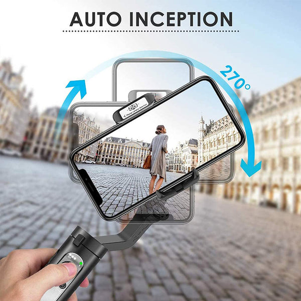 Gimbal stabilizer for smartphone