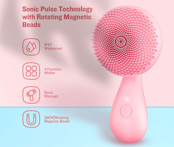 Sonic Silicone Brush