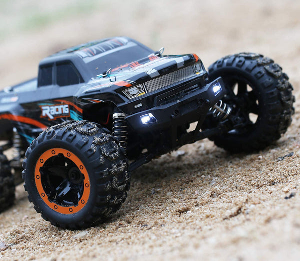 High Speed Off Road RC Truck 4x4 with 2 Batteries