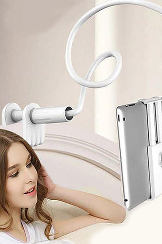 Long Arm Cell Phone Tablet Holder