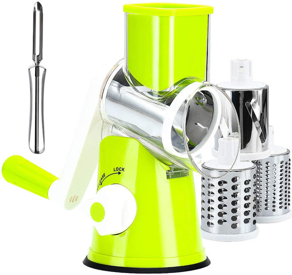 Time-Saver Cheese Shredder & Cutter Machine