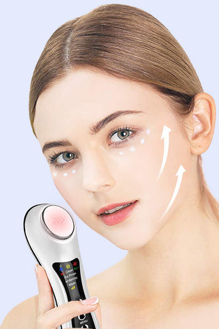 New Micro-Current Face Lift Massager