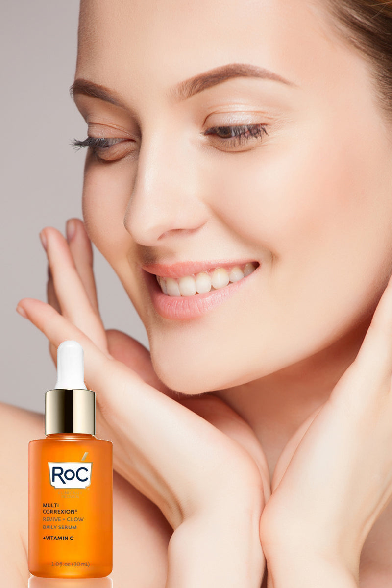 Glow Vitamin C Serum and Energizing Nonapeptide