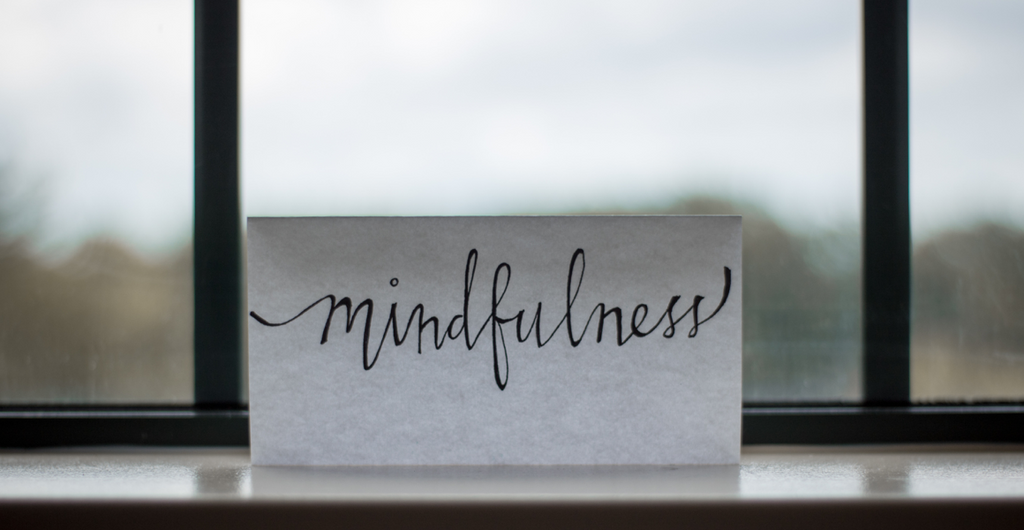 What are mindful moments?
