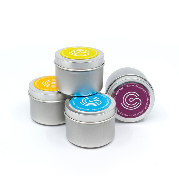 creativecalmspace aromatherapy candles
