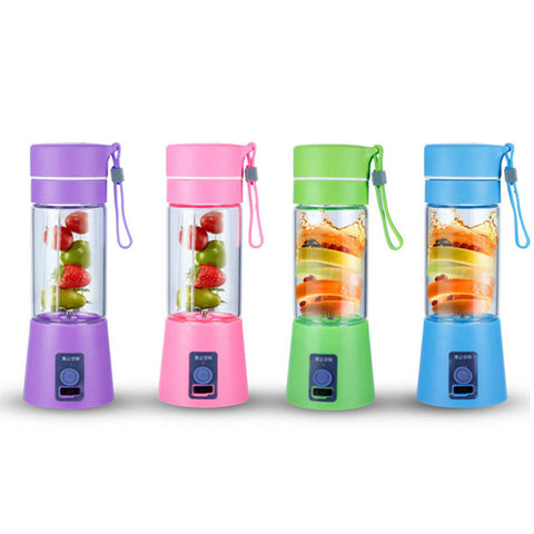 OUOH USB Juicer - Milkshake & Smoothie Maker