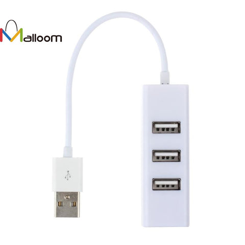 Malloom USB 4-Port HUB