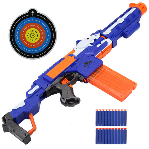 Soft Bullets Toy Gun Bullets Suit for Nerf Toy Gun Dart Perfect Suit for Nerf Gun Christmas Gift