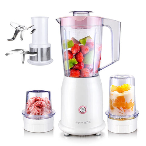 Joyoung Multi-function Cooking Machine 2 Speed 3 Cups 3 Blades Baby Feeding Fruit Juicers Meat Grinder Food Mixer Blenders