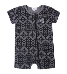 Happy, Little & Loud Short Romper