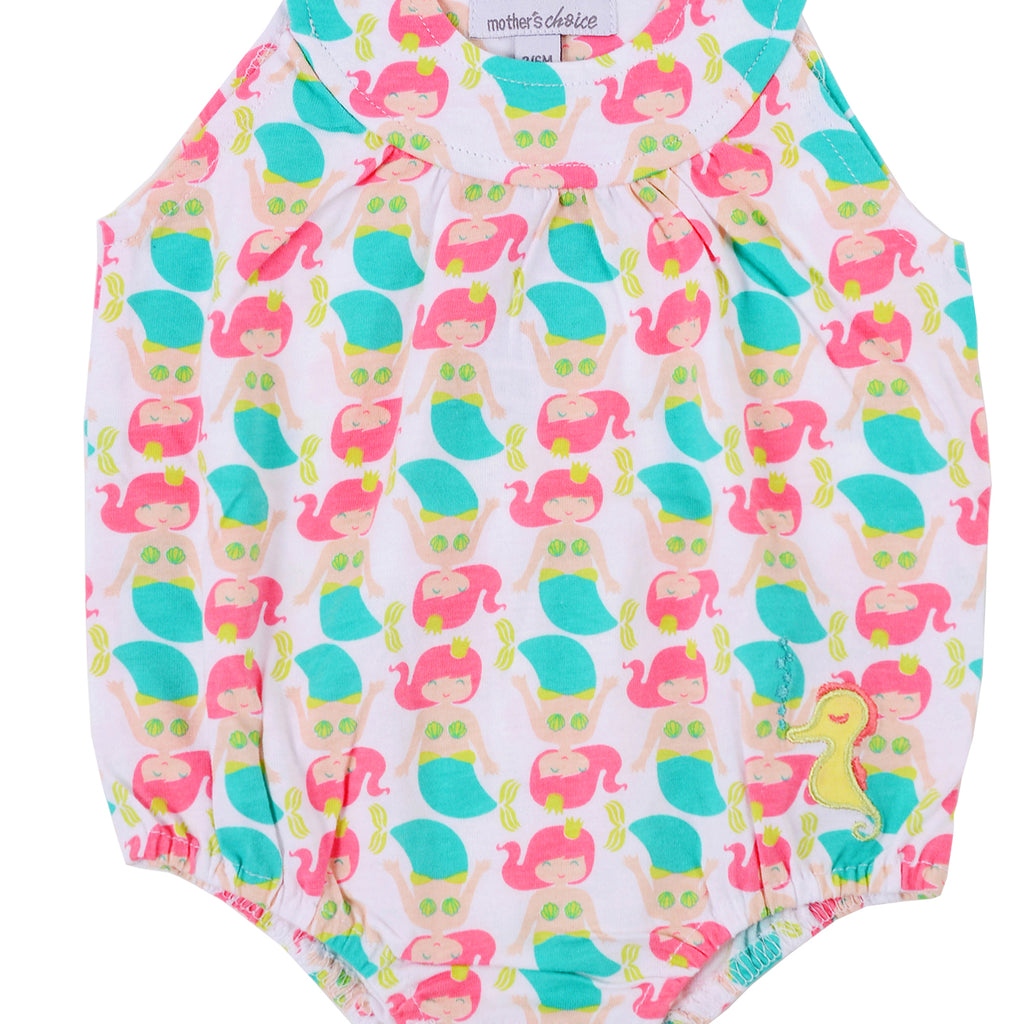 Cotton Summer Onesie