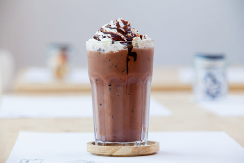 Podista Sugar free chocolate - iced chocolate
