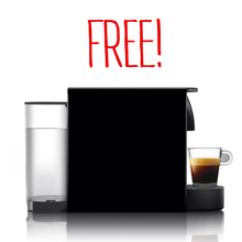 Free Machine with 700 Pods Bundle - Just Coffee