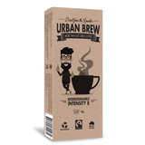 Urban Brew pods Intensity 8 Biodegradable Coffee Pods - K-Fee