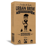 Urban Brew pods Decaf Coffee Biodegradable Coffee Pods