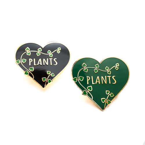 Chain of Hearts Enamel Pin [product-vendor]- Pilea Place House Plant Store Melbourne Sydney Australia Canberra Brisbane Victoria New South Wales