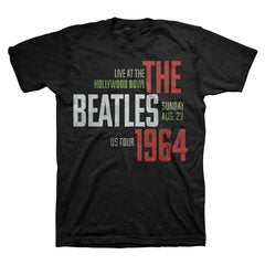 The Beatles | Usa 1964 T-Shirt