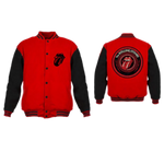 Rolling Stones | Tongue Varsity Jacket