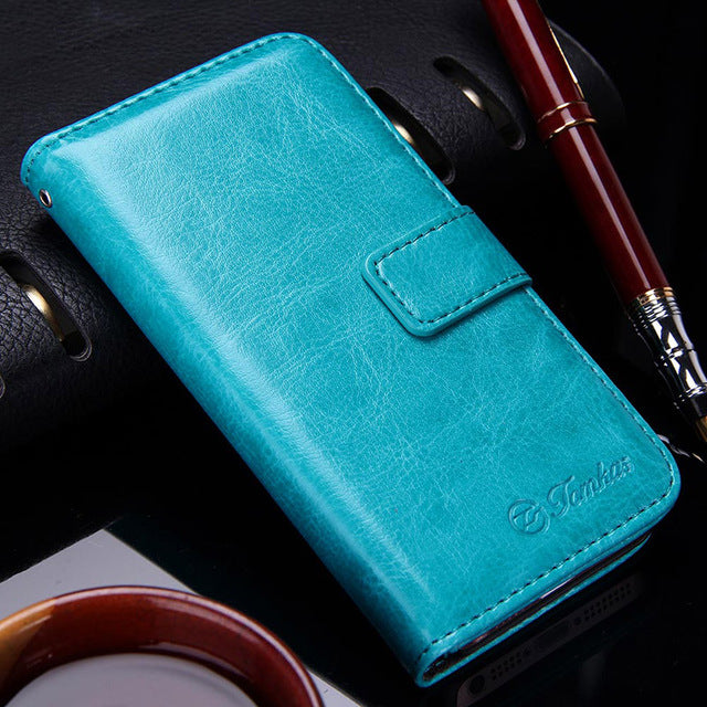 Wallet Leather Case for Apple iPhone 5S 5 SE Luxury Flip Coque Phone Bag Cover For iPhone 5s Cases