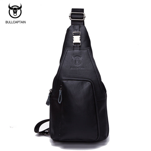 Small FAMOUS Brand messenger bag MEN Shoulder BAGS Fashion GENUINE Leather MALE Crossbody Bag zipper buckle